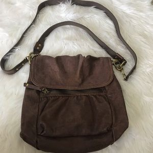 Fossil Long Live Vintage leather purse